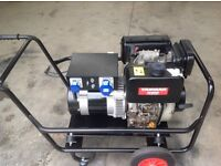 Yanmar Diesel Generator 7 Kva