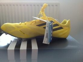 Brand New - Running Spikes Size 9