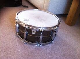 Ludwig Black Beauty 14 x 6.5 for sale