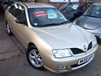 2006 55 PROTON IMPIAN 1.6 GSX - TOP OF THE RANGE, 66K MILES, LONG MOT, 8 SERVICE STAMPS, RELIABLE!!.