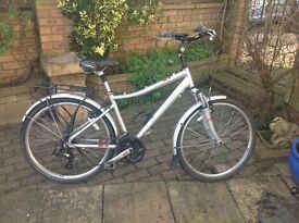 Raleigh voyager LX 21 speed men's cycle