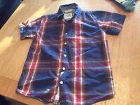 Jasper Conran and Rocha J shirts boys