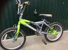 """Boys Bike 18"""" wheel"""