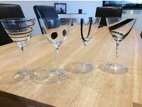 Handmade LSA International Wine/Cocktail Classes (4 in total)