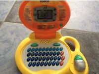 Vtech laptop for age 2+