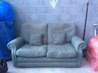 2 seater sofa. - free to collect