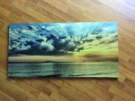 Canvas print picture