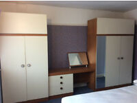Wardrobes & Dressing Table