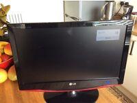 LG 16 inch TV/Monitor