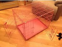 Dog cage large 48 inches