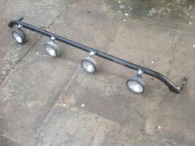Land Rover Defender light bar