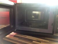 Brand New Hotpoint Microwave 800w, 23 litre (MWH 2321x) RRP £139.95 Box damaged