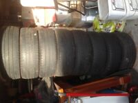 Wheels and Tyres for Mercedes Van
