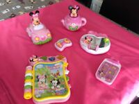 Minnie Mouse Baby Toy Bundle ❤️