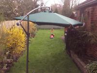 3m Cantilever Garden Parasol
