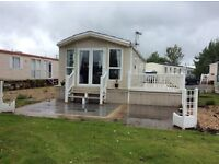 Static Caravan. Willerby Wincheester 2004. Southview Park Skegness