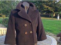 Grey marle ladies jacket