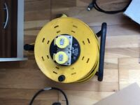 110v 16amp Cable reel - 25m