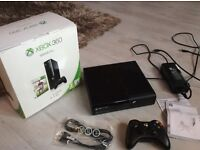 Xbox 360 as new boxed used twice
