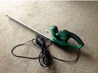 Gardenline Electric Hedge Trimmer GLH690 (used)