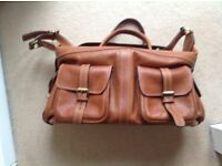 Mulberry Eastwood bag in oak leather