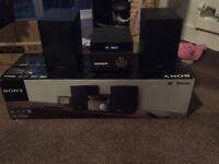 Sony. Cd/stereo