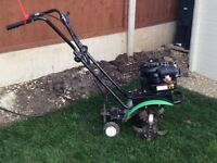 The handy tiller 450 series rotavator