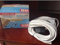 Rena heating cable