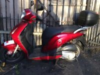 Honda scooter 125 Ps