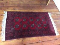 4 Turkish/Persian rugs