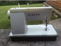 Singer Electric Sewing Machine Model 413