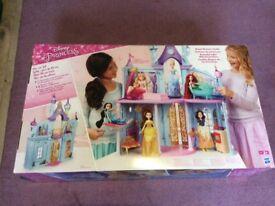 Disney princess dreams castle