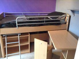 Midi Cabin Bed