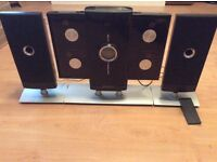 iLuv 4 cd stereo system for sale