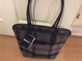 Ladies Barbour Handbag