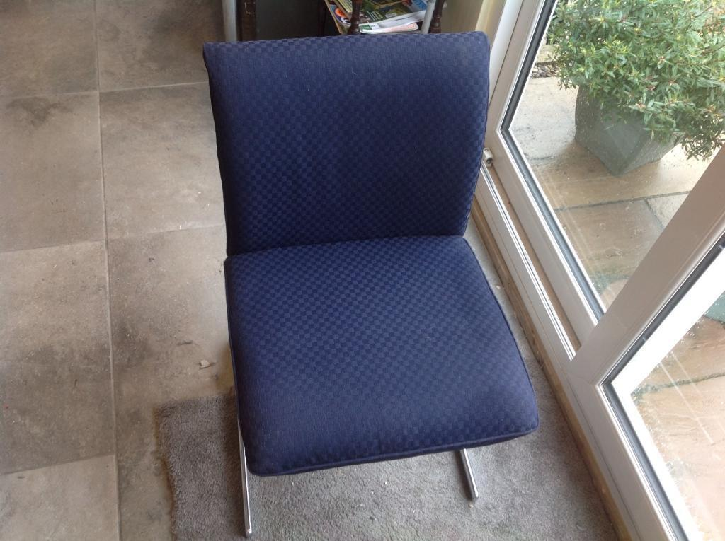 3 office type chairs