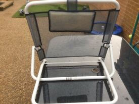 Back rest in very good condition
