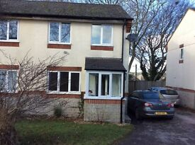 3 bed modern semi with enclosed garden and driveway parking