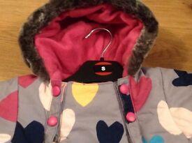 Girls coat brand new 3-6 months