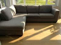 Corner Sofa Unit in lovely condition