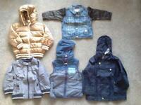 Age 1 1/2-2 Years Boys Bundle