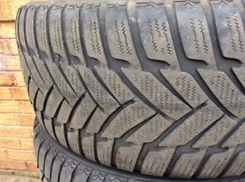 Dunlop SP Winter Tyres