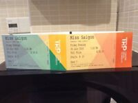 Miss Saigon tickets Theatre Royal plymouth