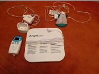 Angel Care AC401 Sound and Movement Baby Monitor