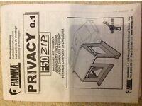 Fiamma F50 Zip / Privacy room