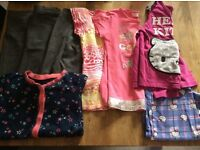 Bundle Of Girls Clothes Size 6-7 Years