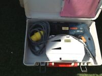 Bosch percussion drill 110 vts