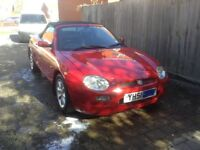 MGF drives fantastic