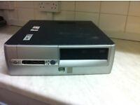HP dx5150 sff base unit