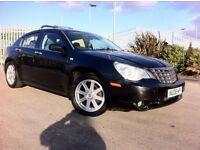 Chrysler sebring limited 2l crd diesel